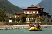 Bhutan White Water Rafting